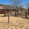 Pitchfork Corral, National Ranching Hertiage Cneter, Lubbock Texas (24 February 2018)