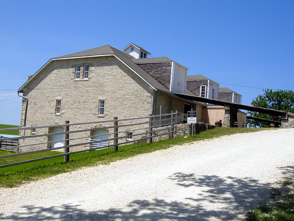 Spring Hill Stock Ranch, Tallgrass Prairie, Strong City KS (June 2007)