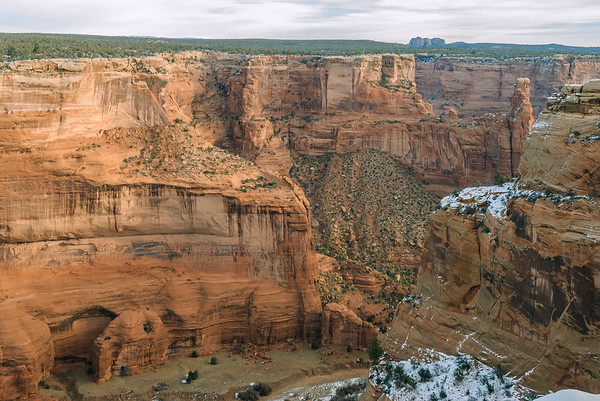 Canyon De Chelly, Chinle AZ (December 2007)