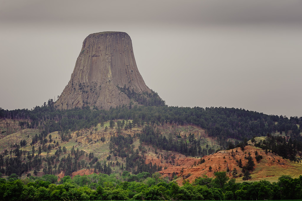 Bear Lodge, Devils Tower NP (May 2012)