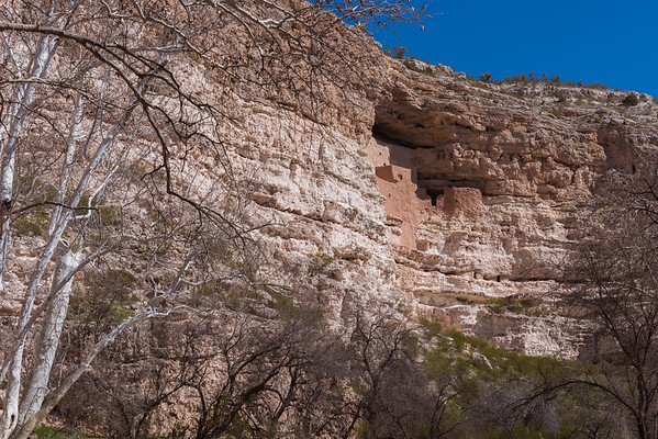 Montezuma Castle National Monument, Camp Verde AZ (8 March 2015)