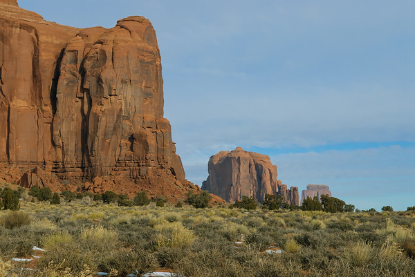 Monument Valley, Kaytena AZ (18 December 2007)