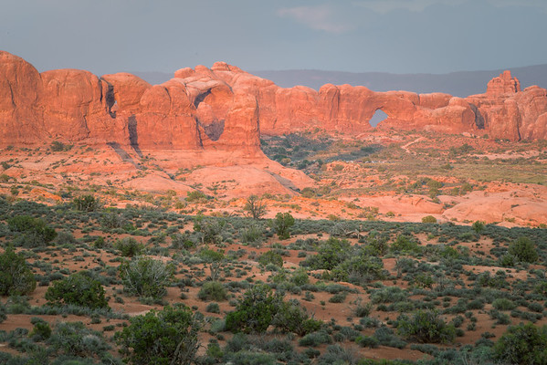 The Wondows, Arches NP (June 2013)