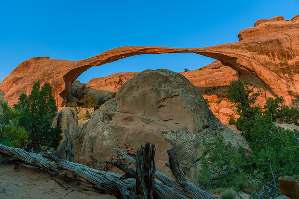 Landscape Arch, Arches NP (June 2013)