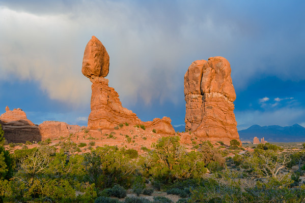 Balanced Rock, Arches NP (June 2013)
