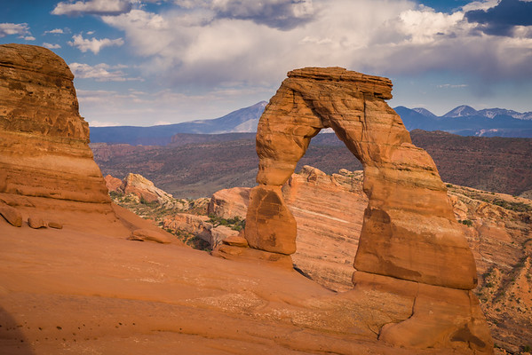 Delicate Arch, Arches NP (June 2013)
