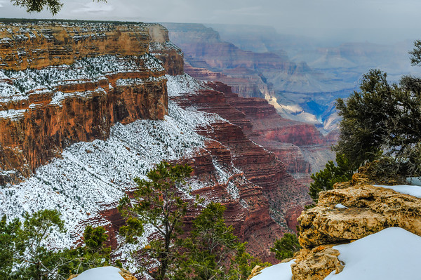 The Abyss, Grand Canyon NP (December 2011)