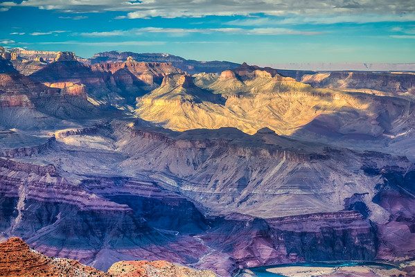 Desert View, Grand Canyon NP (17 December 2011)