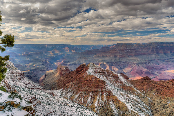 Desert View, Grand Canyon NP (December 2011)