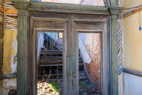 Jerome's Relics of the Past, Jerome AZ (7 March 2015)