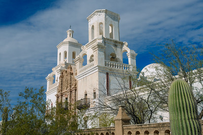 Mission San Xavier del Bac, Founded 1692