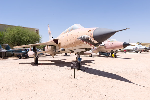Pima Air & Space Museum, Tucson AZ (May 2013)