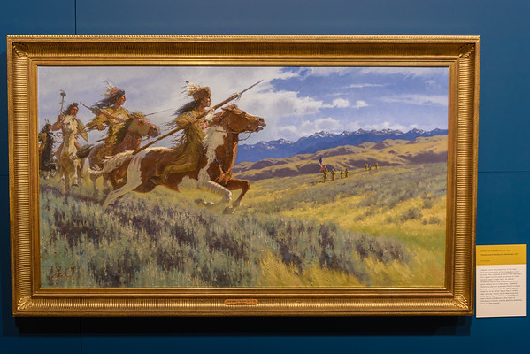 Scottsdale's Museum of the West, Old Town Scottsdale AZ (14 February 2015)