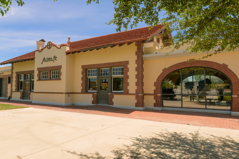 Train Depot, Artesia NM (27May 2013)