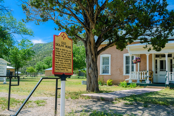 Old Dolan Home, Lincoln NM (20 May 2015)