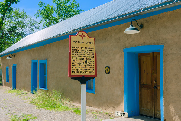 Montano Store, Lincoln NM (20 May 2015)