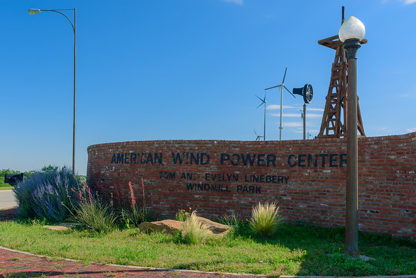 American Wind Power Center, Lubbock TX (2 June 2015)