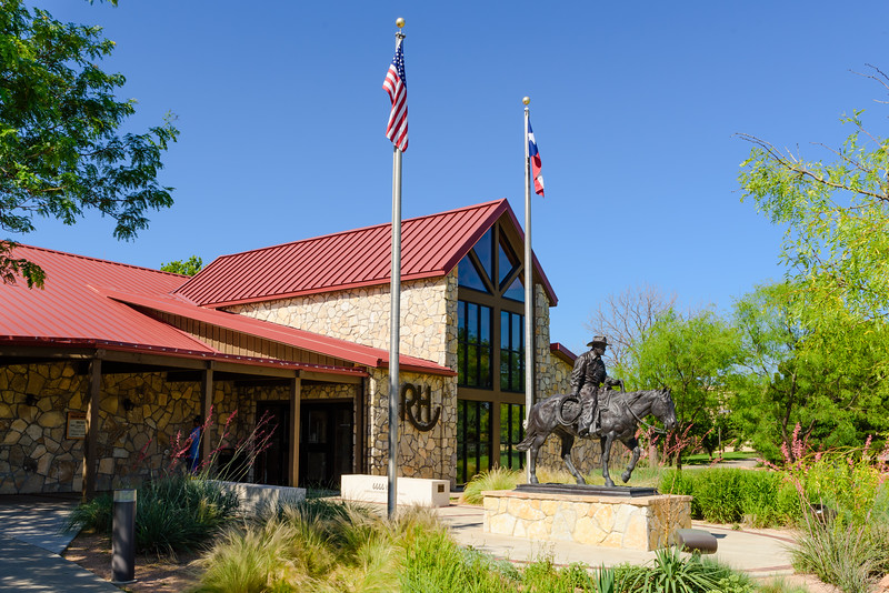 National Ranching Heritage Center, Lubbock TX (3 June 2015)