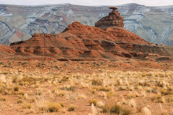 Mexican Hat, Mexican Hat UT (18 December 2007)