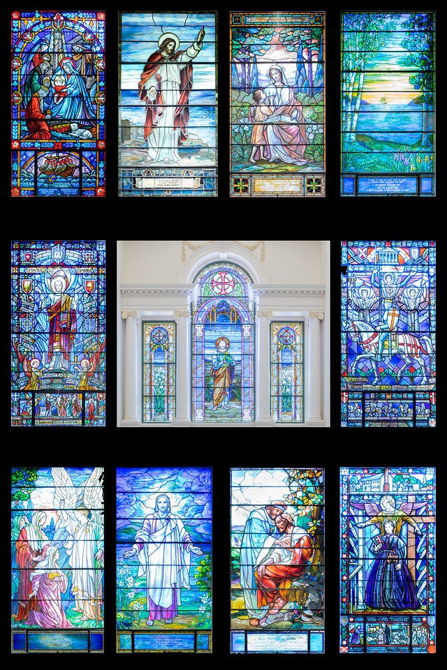 St James's Stained Glass Collection