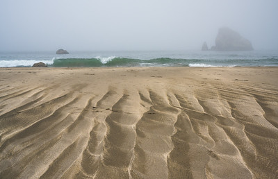 Harris Beach, South of Bandon, Oregon