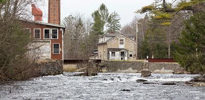 Rock City Falls Mill