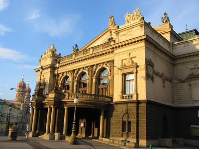 Divadlo v Plzni