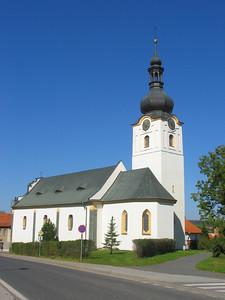 Kostel v Stankov
