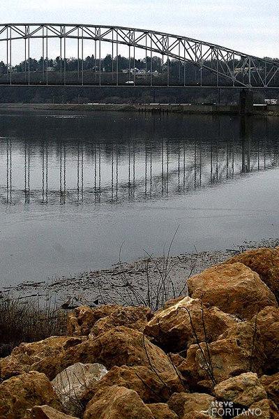 Mississippi River Bridge.