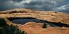 Mesa Arch Pano, Canyonlands National Park, Utah