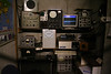 Secret Nuclear Bunker at Kelvedon Hatch - Radio room