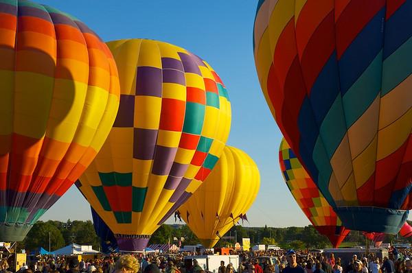 2010 Hot Air Balloon Festival