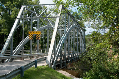 The Upper Bridge has been recognized as a state historic site,