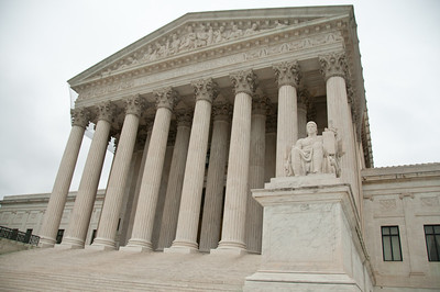 Another shot of the Supreme Court (I took alot more, believe me).
