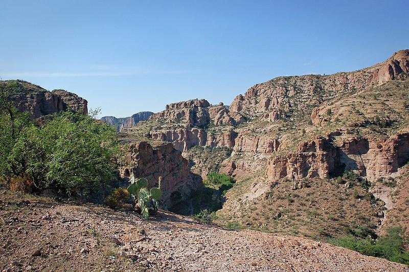 Landscape, Lower Eagle Creek