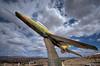 Duncan Veteran's Park, Jet, North American F-100F-10-NA Super Sabre (AF 56-3812, c/n 243-88)