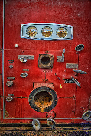 Duncan Fire Trucks 2012/06/06