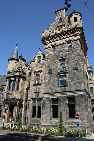 2013 07 19-21 Pollock Halls and gardens, Edinburgh