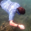 Joe, snorkeling<br /> <br /> Francis Bay<br /> St. John, USVI<br /> March 2013