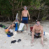 prepped for action<br /> <br /> Cinnamon Bay<br /> St. John, USVI<br /> March 2013