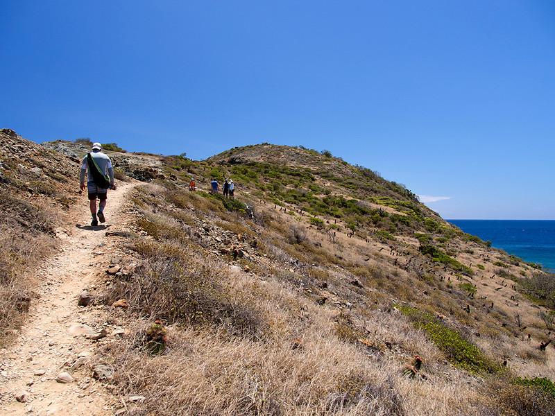 Ram Head Trail<br /> <br /> St. John, USVI<br /> March 2013
