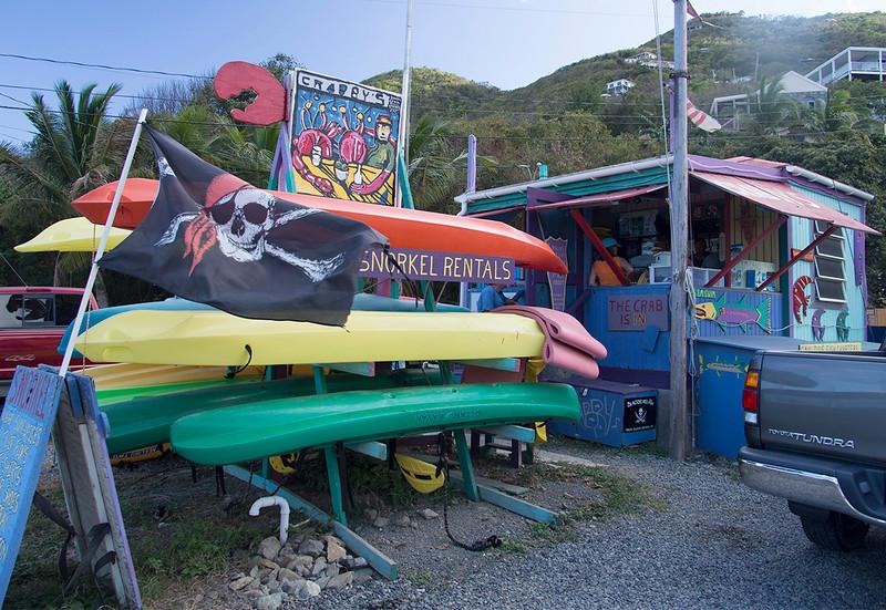Crabby's!<br /> <br /> St. John, USVI<br /> March 2013