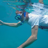 Dan, snorkeling<br /> <br /> Cinnamon Bay<br /> St. John, USVI<br /> March 2013
