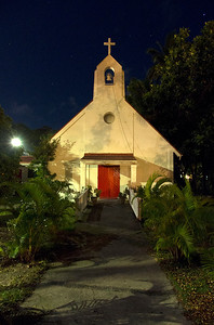 Cruz Bay Lutheran Church  St. John, USVI March 2013