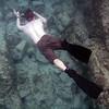 John, going deeper<br /> <br /> Cinnamon Bay<br /> St. John, USVI<br /> March 2013