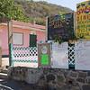 The Donkey Diner<br /> <br /> Coral Bay<br /> St. John, USVI<br /> March 2013