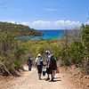 the hike into Salt Pond<br /> <br /> St. John, USVI<br /> March 2013