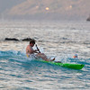 Joe, surfing<br /> Cinnamon Cay<br /> <br /> St. John, USVI<br /> March 2013