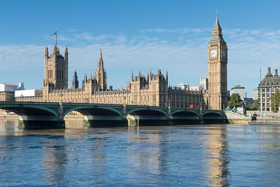 20140831 River Thames and Big Ben