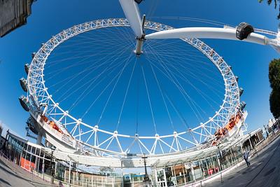 20140831  London Eye.
